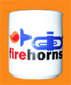 Die Firehorns Tasse